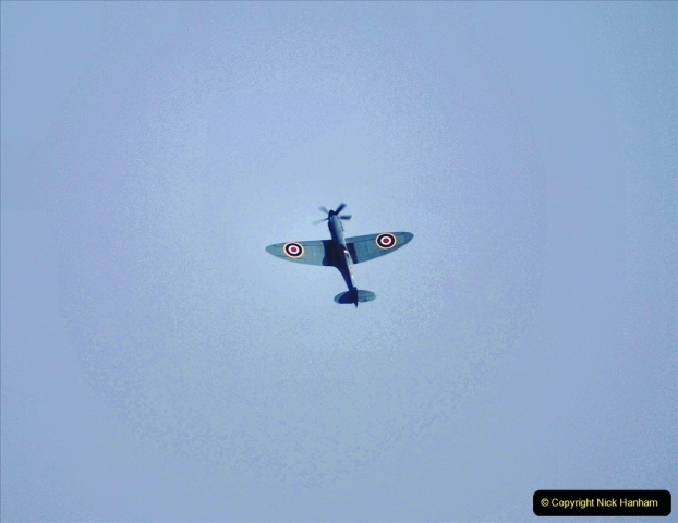 2021-09-03 Bournemouth Air Show Pictures AIR. (230) RAF WW2 Spitfire. 230