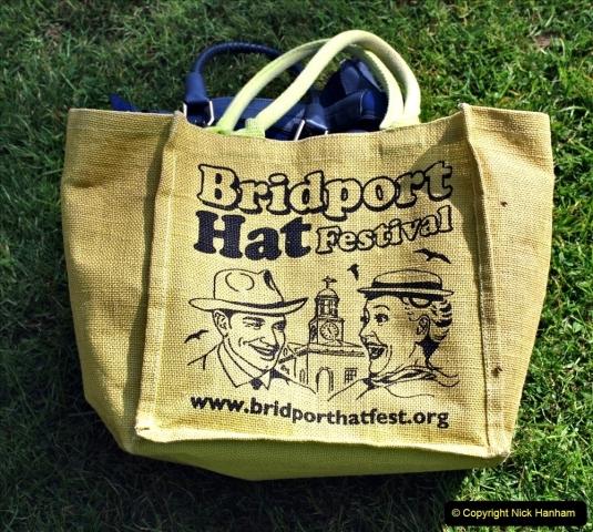 2021-09-04 Bridport Hat Festival. (132) On the Green. 132