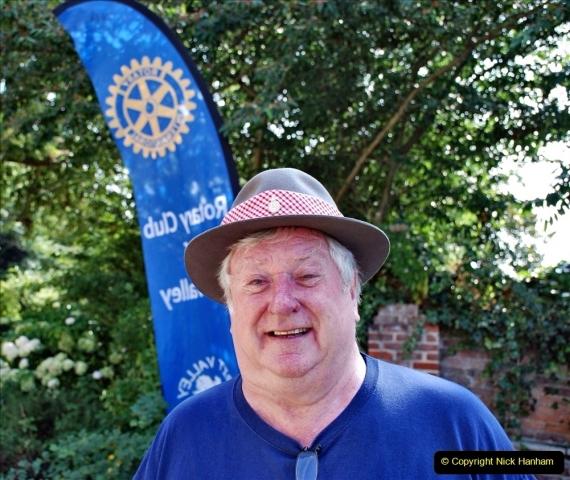 2021-09-04 Bridport Hat Festival. (142) On the Green. 142