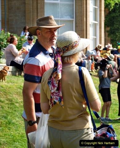 2021-09-04 Bridport Hat Festival. (148) On the Green. 148