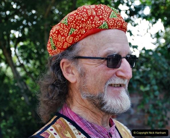 2021-09-04 Bridport Hat Festival. (149) On the Green. 149