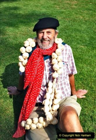 2021-09-04 Bridport Hat Festival. (153) On the Green. 153