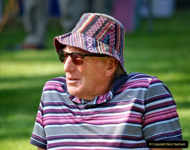 2021-09-04 Bridport Hat Festival. (180) On the Green. 180