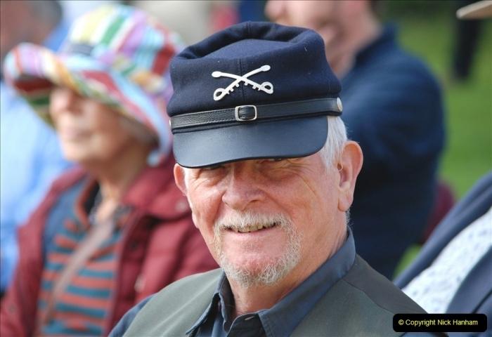 2021-09-04 Bridport Hat Festival. (181) On the Green. 181