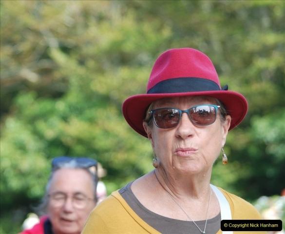 2021-09-04 Bridport Hat Festival. (210) On the Green. 210