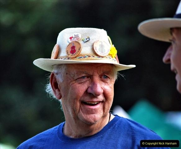 2021-09-04 Bridport Hat Festival. (222) On the Green. 222