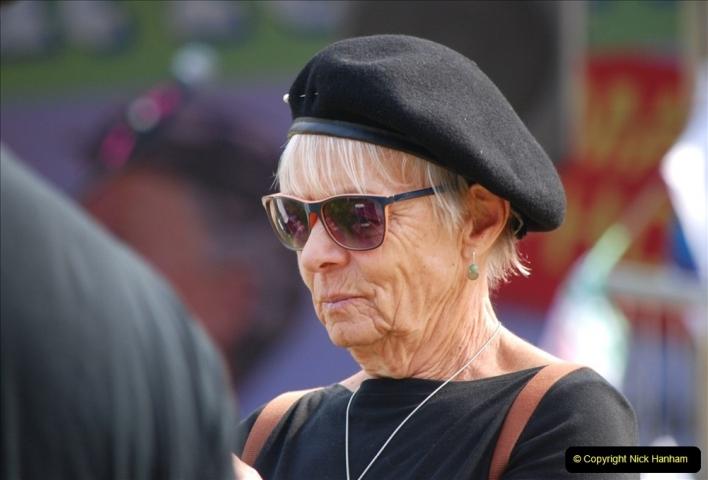 2021-09-04 Bridport Hat Festival. (233) On the Green. 233