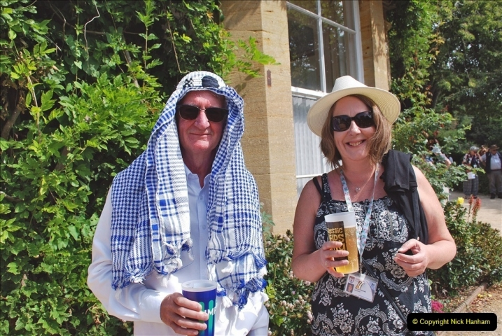 2021-09-04 Bridport Hat Festival. (247) On the Green. 247