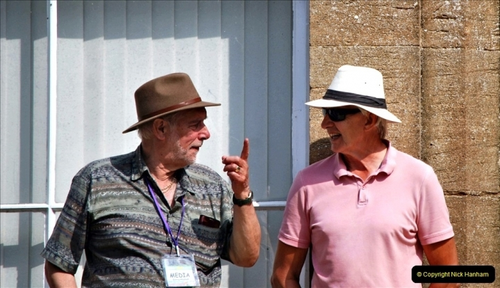 2021-09-04 Bridport Hat Festival. (262) On the Green. 262