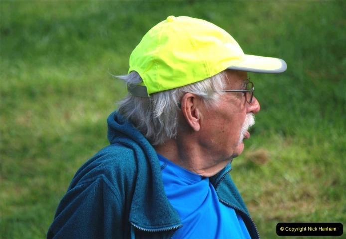 2021-09-04 Bridport Hat Festival. (264) On the Green. 264