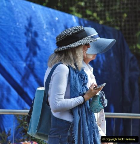 2021-09-04 Bridport Hat Festival. (304) On the Green. 304