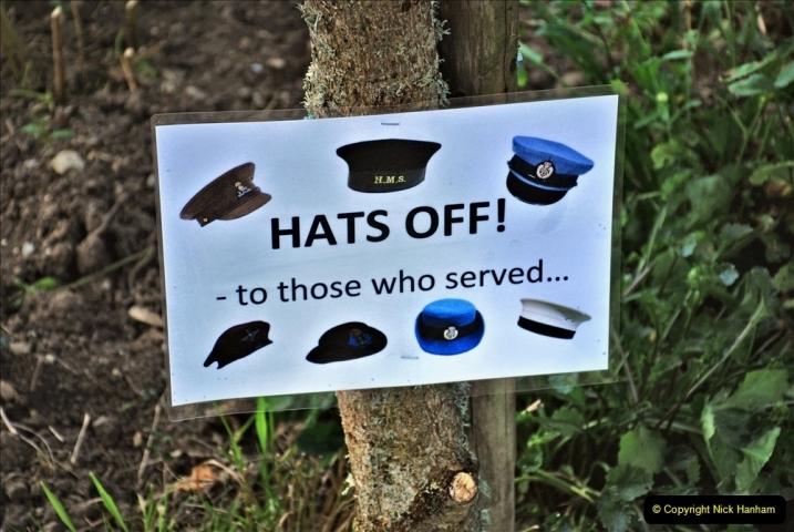 2021-09-04 Bridport Hat Festival. (368) On the Green. 368