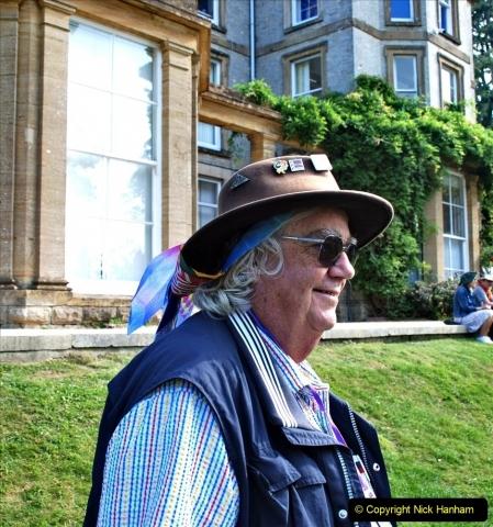 2021-09-04 Bridport Hat Festival. (58) On the Green. 058