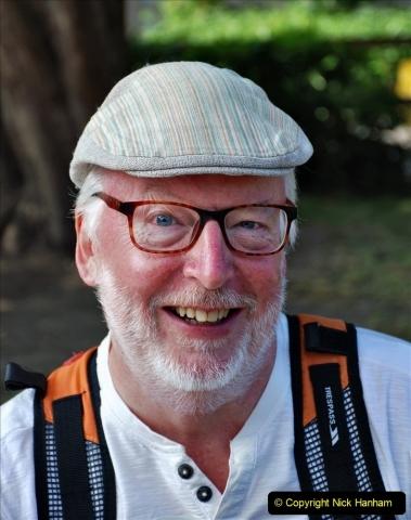 2021-09-04 Bridport Hat Festival. (70) On the Green. 070