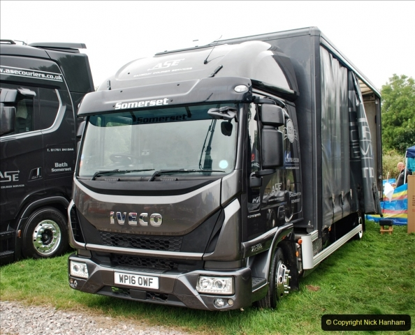 2021-09-05 Truck Fest Shepton Mallet, Somerset. (54)