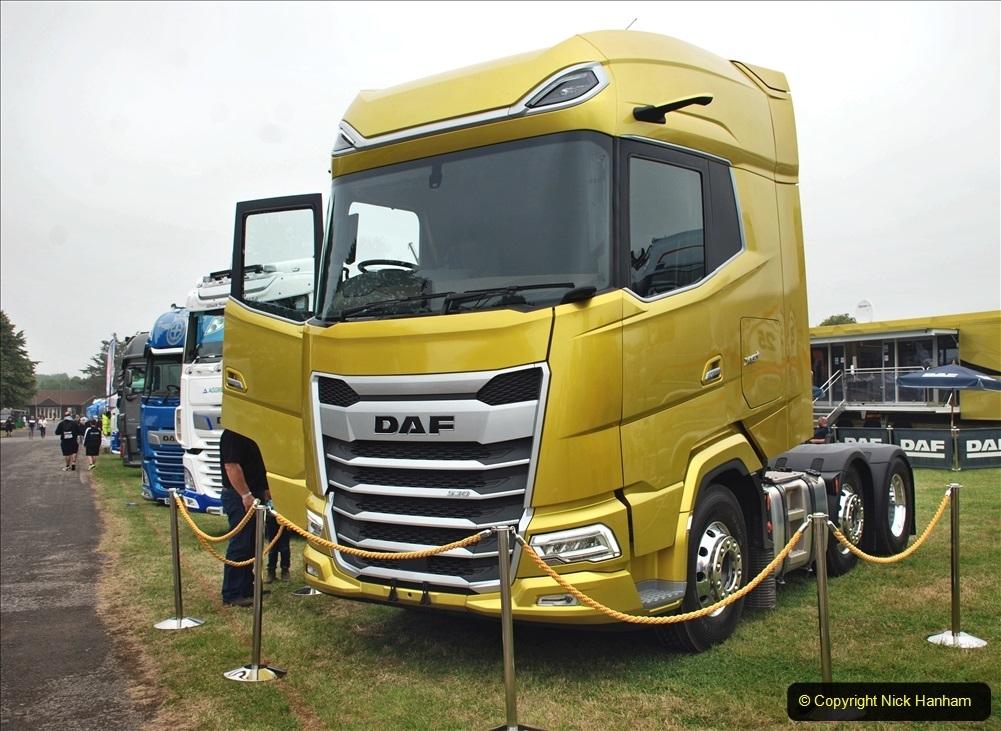 2021 September 05 Truck fest Shepton Mallet Somerset Number 2