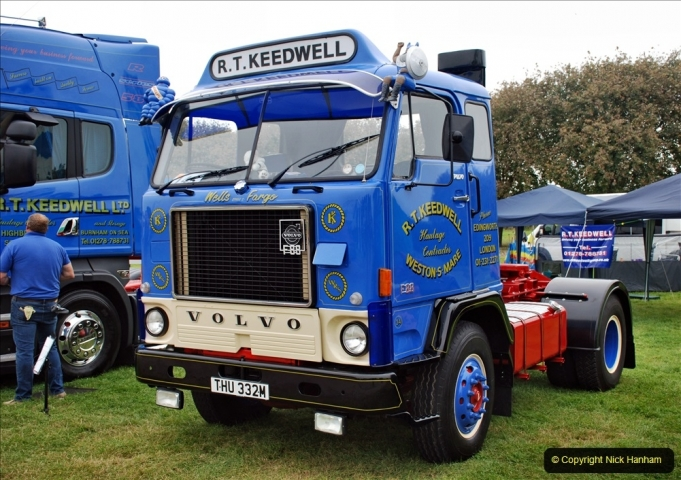 2021-09-05 Truck Fest Shepton Mallet, Somerset. (255)