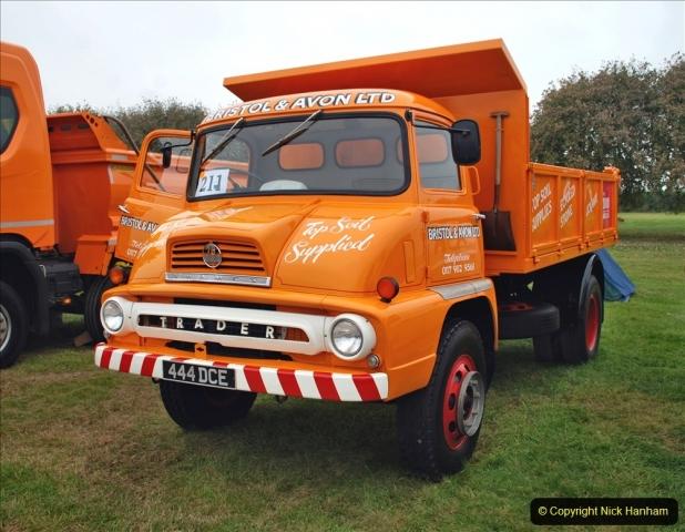 2021-09-05 Truck Fest Shepton Mallet, Somerset. (273)
