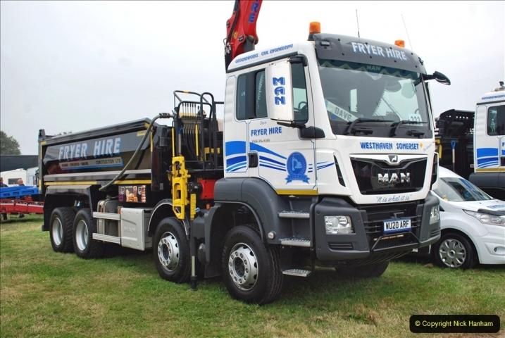 2021-09-05 Truck Fest Shepton Mallet, Somerset. (289)