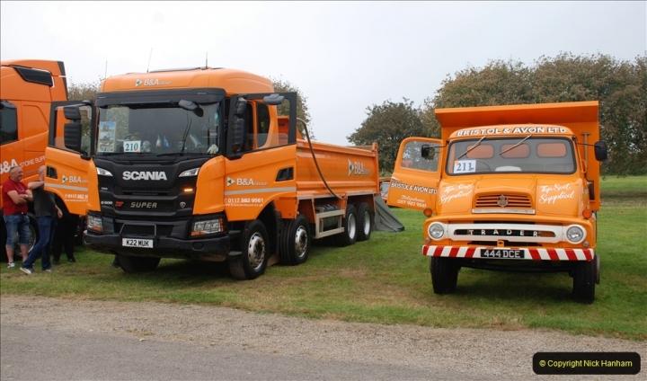 2021-09-05 Truck Fest Shepton Mallet, Somerset. (291)