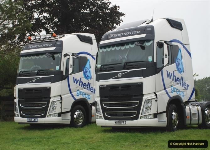 2021-09-05 Truck Fest Shepton Mallet, Somerset. (321)