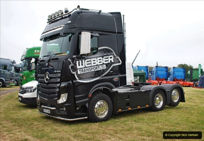 2021-09-05 Truck Fest Shepton Mallet, Somerset. (345)