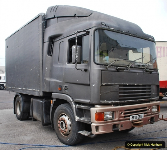 2021-09-05 Truck Fest Shepton Mallet, Somerset. (415)