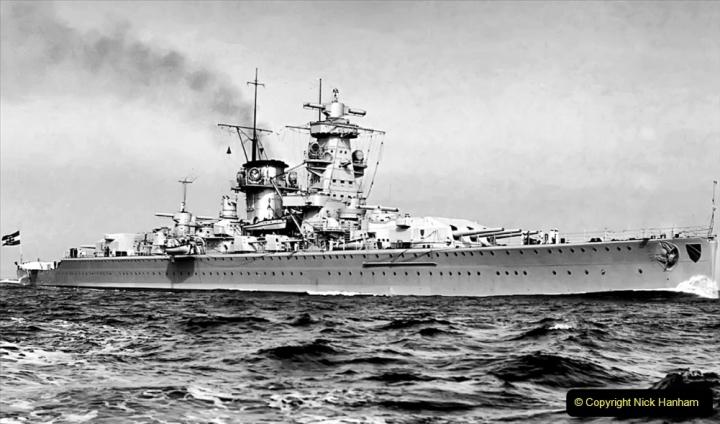 2021-09-12 A 5929 Tribute to HMS Jervis Bay Convoy HX84 WW2. (15) 021