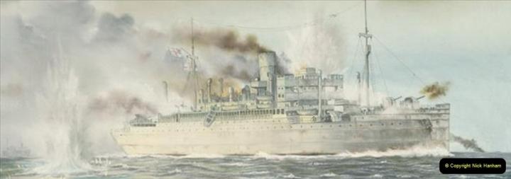 2021-09-12 A 5929 Tribute to HMS Jervis Bay Convoy HX84 WW2. (20) 026