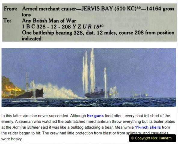 2021-09-12 A 5929 Tribute to HMS Jervis Bay Convoy HX84 WW2. (25) 031