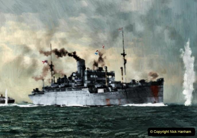 2021-09-12 A 5929 Tribute to HMS Jervis Bay Convoy HX84 WW2. (26a)033