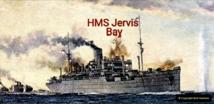 2021-09-12 A 5929 Tribute to HMS Jervis Bay Convoy HX84 WW2. (27) 034