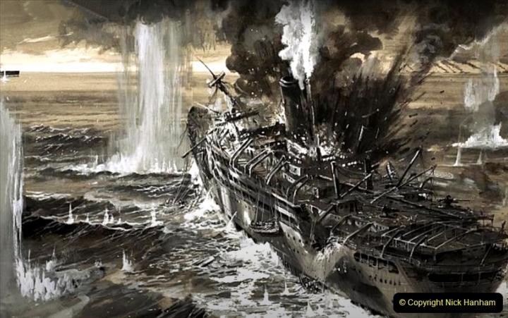 2021-09-12 A 5929 Tribute to HMS Jervis Bay Convoy HX84 WW2. (29) 036