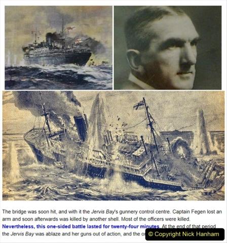 2021-09-12 A 5929 Tribute to HMS Jervis Bay Convoy HX84 WW2. (30) 037