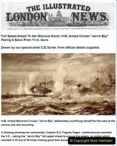 2021-09-12 A 5929 Tribute to HMS Jervis Bay Convoy HX84 WW2. (31) 038