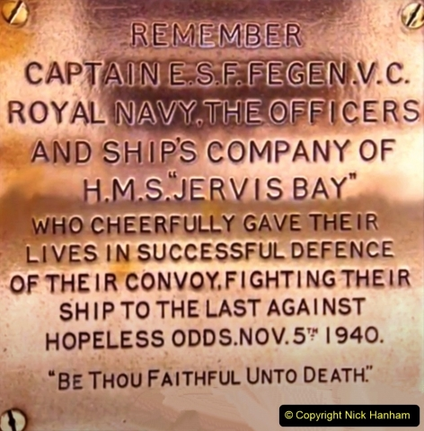 2021-09-12 A 5929 Tribute to HMS Jervis Bay Convoy HX84 WW2. (35a) 043