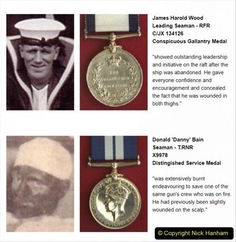 2021-09-12 A 5929 Tribute to HMS Jervis Bay Convoy HX84 WW2. (37) 045