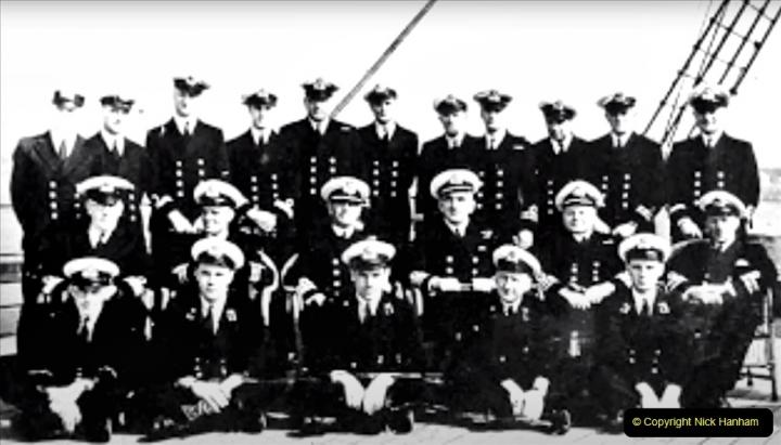 2021-09-12 A 5929 Tribute to HMS Jervis Bay Convoy HX84 WW2. (48) 056