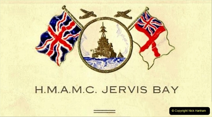 2021-09-12 A 5929 Tribute to HMS Jervis Bay Convoy HX84 WW2. (5a) 008