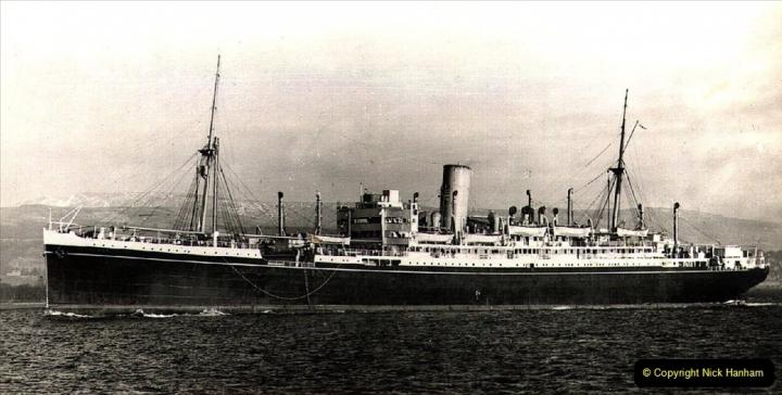 2021-09-12 A 5929 Tribute to HMS Jervis Bay Convoy HX84 WW2. (5c) 010
