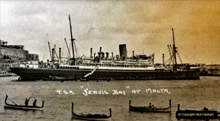 2021-09-12 A 5929 Tribute to HMS Jervis Bay Convoy HX84 WW2. (6) 011