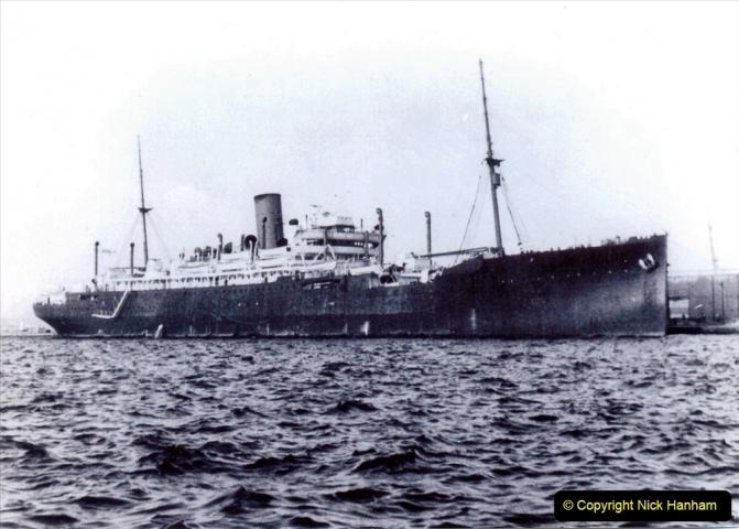 2021-09-12 A 5929 Tribute to HMS Jervis Bay Convoy HX84 WW2. (7b)013