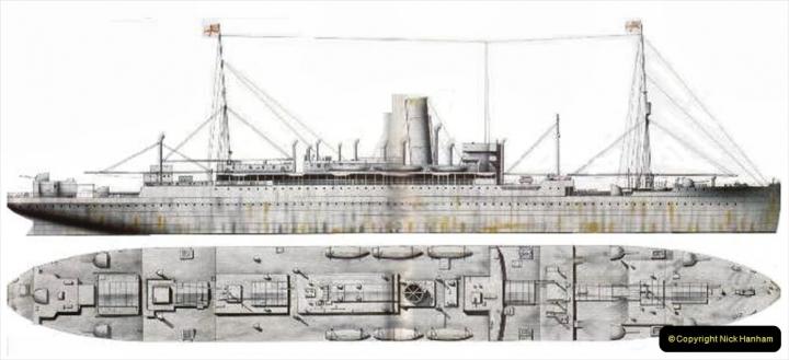 2021-09-12 A 5929 Tribute to HMS Jervis Bay Convoy HX84 WW2. (9) 015
