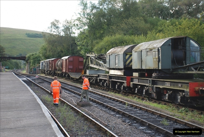 2021-09-17 SR Track Inspection Walk Norden to Swanage five & a half miles. (10) 010