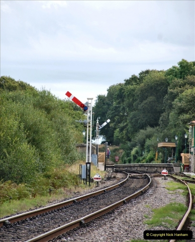 2021-09-17 SR Track Inspection Walk Norden to Swanage five & a half miles. (127) 127