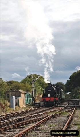2021-09-17 SR Track Inspection Walk Norden to Swanage five & a half miles. (133) 133
