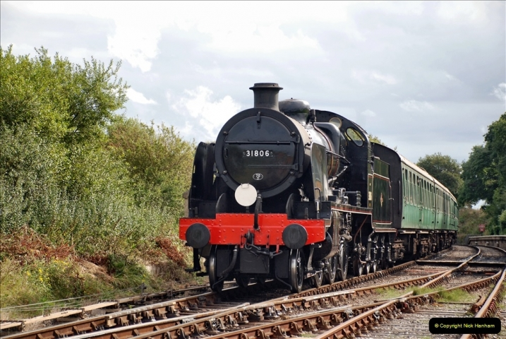 2021-09-17 SR Track Inspection Walk Norden to Swanage five & a half miles. (135) 135
