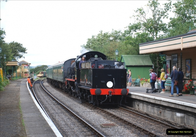 2021-09-17 SR Track Inspection Walk Norden to Swanage five & a half miles. (143) 143