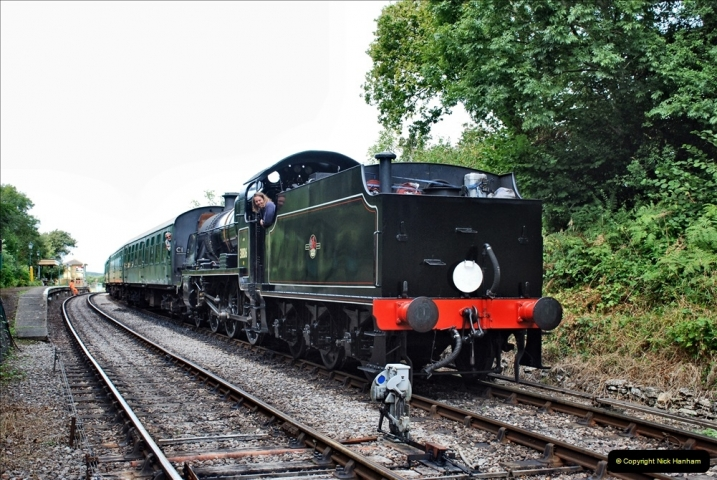 2021-09-17 SR Track Inspection Walk Norden to Swanage five & a half miles. (146) 146