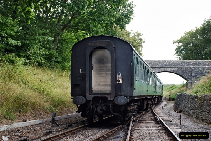 2021-09-17 SR Track Inspection Walk Norden to Swanage five & a half miles. (149) 149